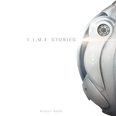 Asmodee Jeux coopératif - Time Stories