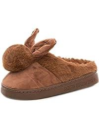 Toocool - Ciabatte Bimba Bambina Bambino Coniglio Pantofole Babbucce Eco  Pelliccia XL-1760 c56c191fc56