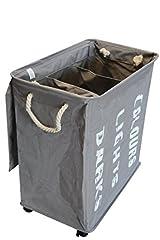 osoltus Wäschebox - Wäsche-Sortierer mit