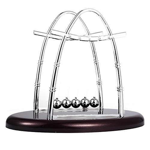 Vela péndulo oval Newton bolas de billar Buster equilibrado para casa