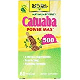 Action Labs, Catuaba Power Max 500, 60 Capsules