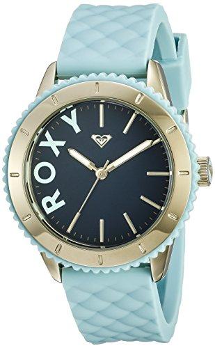 roxy-the-del-mar-reloj-infantil-de-cuarzo-con-para-mujer-azul-esfera-analogica-y-azul-correa-de-sili