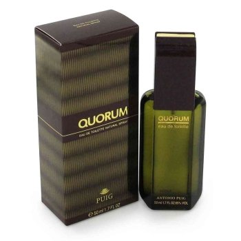 QUORUM By Puig Eau De Toilette Spray for Men 100ML