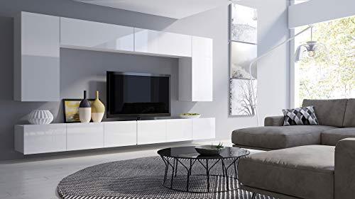 Wohnwand – Mirjan24 Moderne  Calabrini XIII – kaufen  Bild 1*