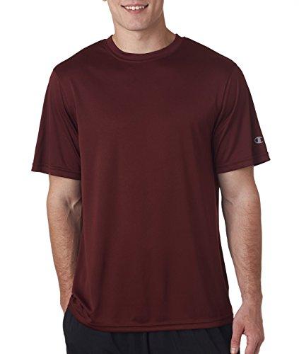Stag Party, Brown auf American Apparel Fine Jersey Shirt Kastanienbraun