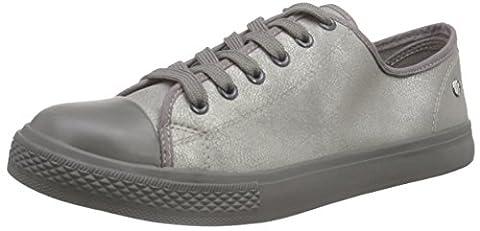 Blink BchillinL, Damen Sneakers, Mehrfarbig (101 Gun metal), 39 EU