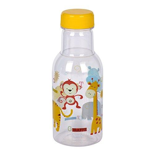Bloquer Toddler Botella Infantil con Tapón,, 6.3 cm