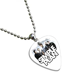 Simple Plan Guitar Pick Collier Band Médiator