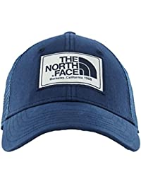 The North Face - Mudder Trucker Baseball Cap, M/blue