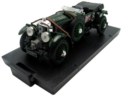 Brumm - Modellino Auto Bentley Compressore 1932 Scala 1:43 R114