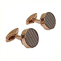 Cufflink for Men, Gold