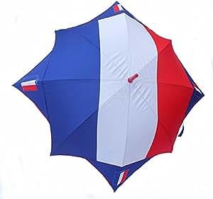 Stockschirm/Regenschirm/Sonnenschirm/Schirm mit Flaggenmotiv FRANKREICH