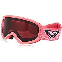 Roxy Day Dream Goggles Snowboard/Esquí, Mujer, Rosa (Emberglow), Talla Única