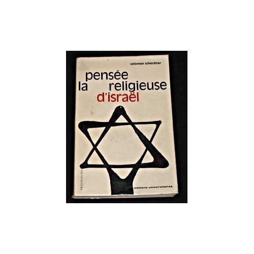 la pensée religieuse d'Israël, aspects de théologie rabbinique