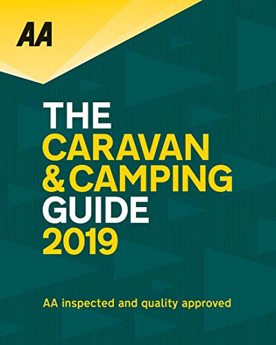Autoatlas Caravan & Camping Britain 2019 (Aa Lifestyle Guides)