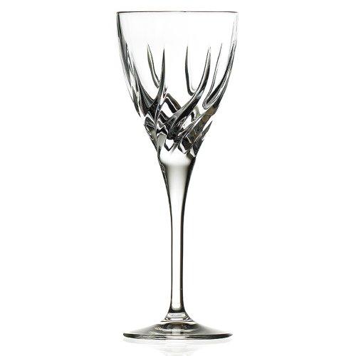 LORENZO RCR Crystal Trix Collection Weingläser, 6Stück Crystal Drinkware Collection