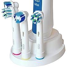 Soporte para cepillo de dientes compatible con Oral-B // Impresión 3D de Alemania