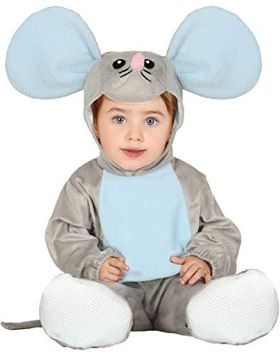 Fancy Me Kostüm für Babys, Jungen, Mädchen, graue Maus (Mädchen Graue Maus Kostüm)