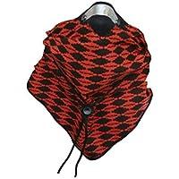 Respro Bandit - Pañuelo facial rojo Red Diamond Talla:talla única