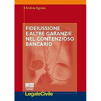 Fideiussione E Altre Garanzie Nel Contenzioso Bancario