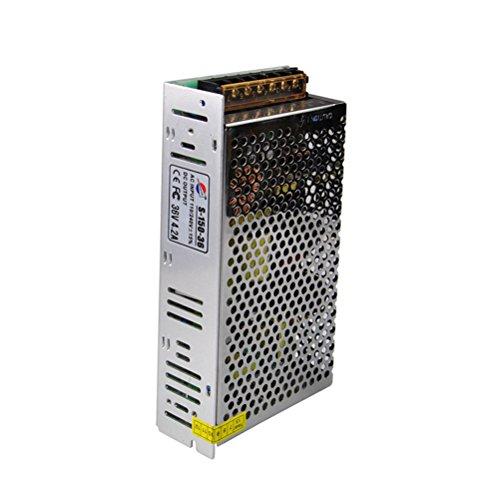 LEORX 36V 4.2A Reguliert Switching Eisen Lange Netzteil Gehäuse