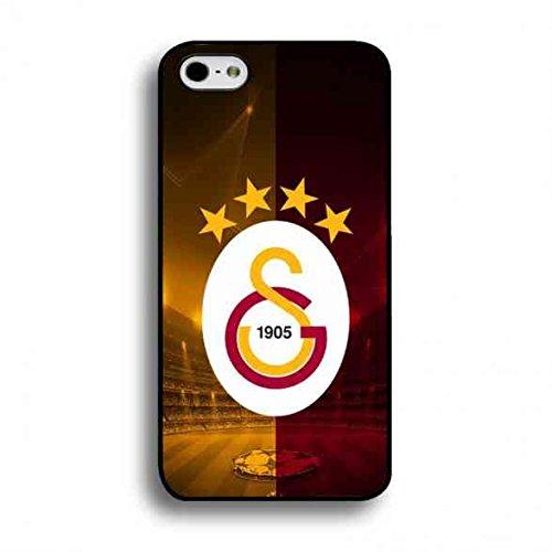 Galatasaray Hülle,Apple iPhone 6/iPhone 6S(4,7inch) Hülle Galatasaray,FußBall Club Logo Handy-Tasche für Man,Schutz Hülle Galatasaray Harter Plastik Hülle (Hülle 6 4 Iphone Air Jordan)