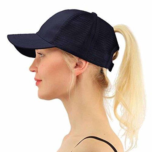 OYSOHE Damen & Herren Baseballmütze Outdoor Hut, Neueste Sommer Mode Frauen Männer Einstellbare Baseballmütze Hysteresenhut Hip Hop Mesh Cap Schatten