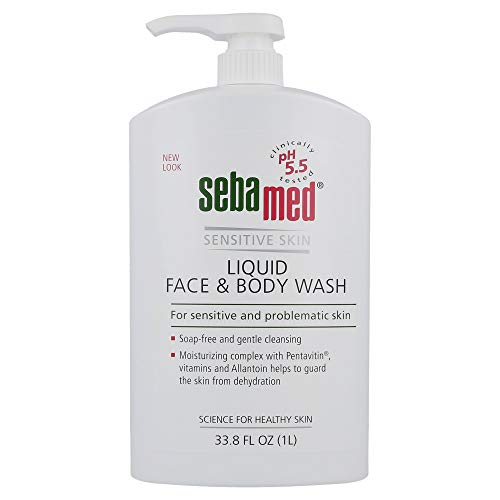 SEBA MED LIQUID FACE & BODY WASH 1000 ML