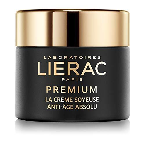 Lierac Premium Crema Setosa Viso Anti-Età Globale...