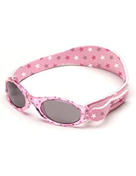 Dooky Baby Banz Baby-Sonnenbrille Silver Star in verschiedenen Farben erhältlich
