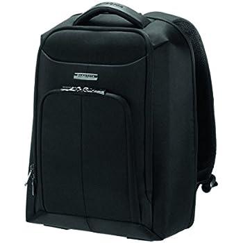 "Samsonite Sac à dos loisir Ergo-biz Lapt.backpack 16"" 21 Liters Noir (Black) 53208"