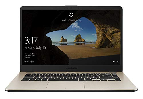 "ASUS Vivobook A505ZA-EJ711T, Notebook con Monitor 15,6""FHD No Glare, AMD R5-2500U, RAM 8 GB DDR4, SSD da 512GB, Scheda Grafica Condivisa, Windows 10"