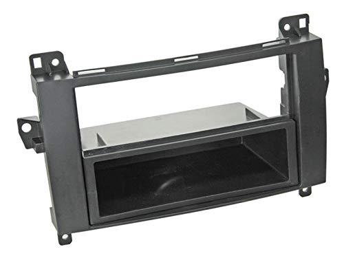 ACV Electronic Fa/çade dautoradio double DIN pour Mercedes Classe A B Vito Sprinter Viano
