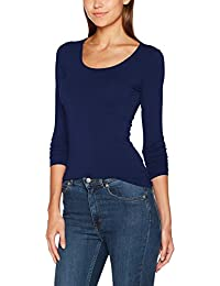 ONLY NOS Damen Langarmshirt Onllive Love New Ls O-Neck Top Noos