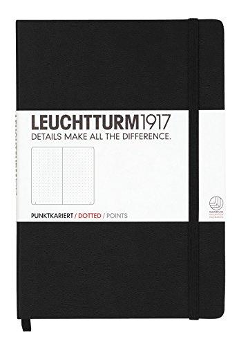 leuchtturm1917-329398-carnet-medium-a5-249-pages-numerotees-noir-pointilles