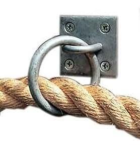 Filoir de cordage pour pont de bateau - en forme d'anneau