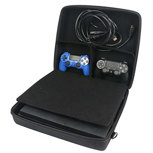 für Sony Playstation 4 PS4 Pro Konsole Hart Reise Lagerung Tragen Taschen Hülle von co2CREA