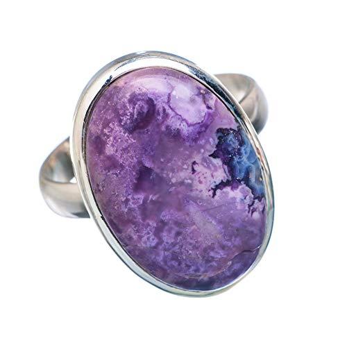 Tiffany Stone, Tiffany Stein 925 Sterling Silber Ring 8.75 (Silver Ring Tiffany)