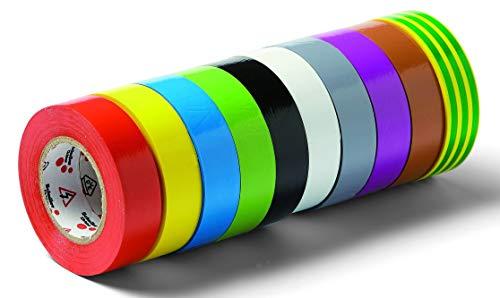 Schuller Eh'klar VOLT Isolierbänder mit VDE Zulassung 6kV (10 Stück)