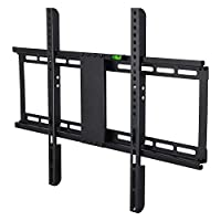 Modern Life Ultra Slim TV Wall Mount Bracket for 32-70 inch Widescreen 1080p 3D HD LED 4K TV, Max Vesa 600x400mm,Spirit Level Included
