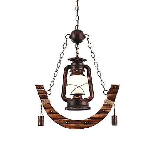 BAIF Kronleuchter 1 Persönlichkeit Kreative Lampen Restaurant Bar Home Schlafzimmer Bekleidungsgeschäft Antique Inn Lampen -