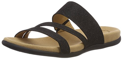 Gabor Shoes Damen Jollys Pantoletten, Schwarz (Schwarz), 37 EU