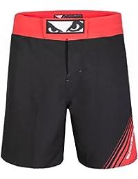 Bad Boy MMA–Fundamental de shorts-black/red-l