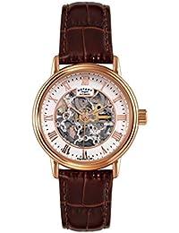 Rotary Herren - Armbanduhr Analog Automatik GS00310/01