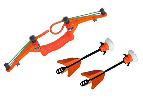 Air Storm - Nano, lanzador de flechas (Fábrica de Juguetes 89106)