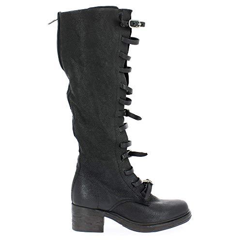 A.S.98 Stiefel Nova17 261307-101 Nero 37