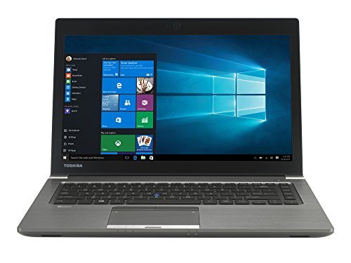TOSHIBA Tecra Z40-C-12Z Notebook (Intel Core i5-6200U, 35,6cm 14,0Zoll Full-HD entspiegelt, 8GB RAM, 256GB SSD, WLAN, Bluetooth 4.0, Windows 10 Pro) grau Toshiba Notebook 14 Zoll