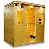 Sauna ad infrarossi GIADA