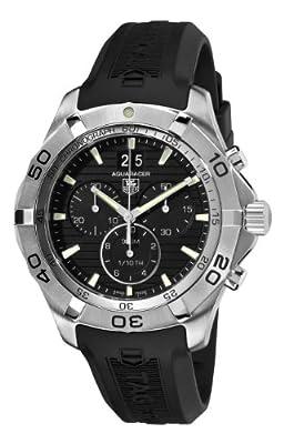 TAG Heuer CAF101E.FT8011 - Reloj de pulsera hombre, color negro