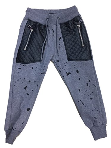 Coole Jungen Jogginghose in grau oder schwarz